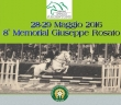 VIII Memorial Giuseppe Rosato: IV tappa Cross Country e II Gioca Pony